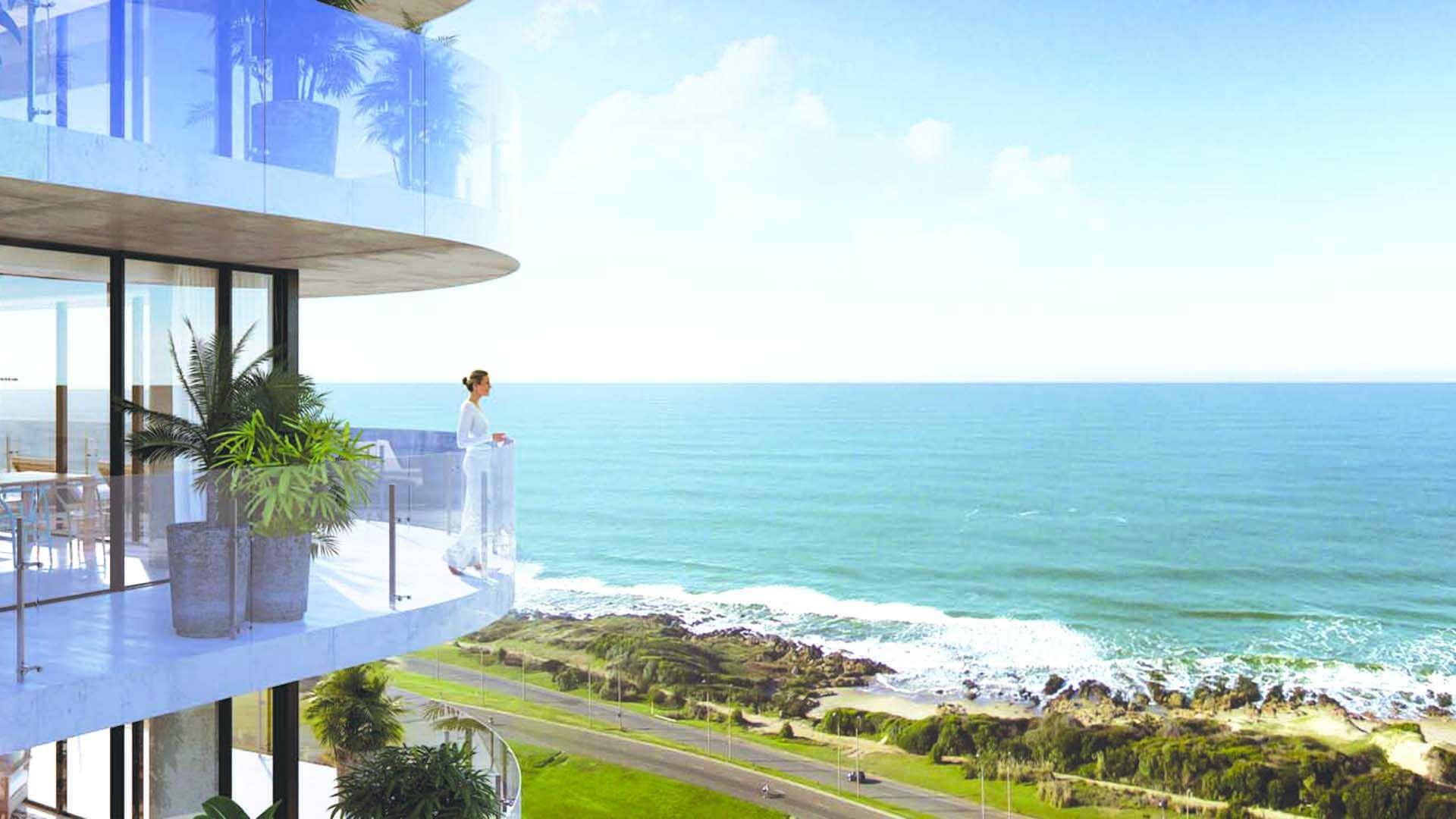 Surfside Village I Luxury Condo located in Punta del Este, Punta del Este, Uruguay, listed by Curiocity Villas.