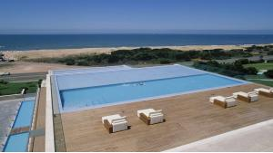 Spectacular Oceanview Condo  located in Punta del Este, Punta del Este, Uruguay, listed by Curiocity Villas.