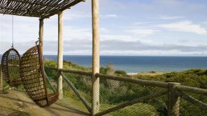 Ultra Private Beachfront Estate located in Jose Ignacio, Punta del Este, Uruguay, listed by Curiocity Villas.