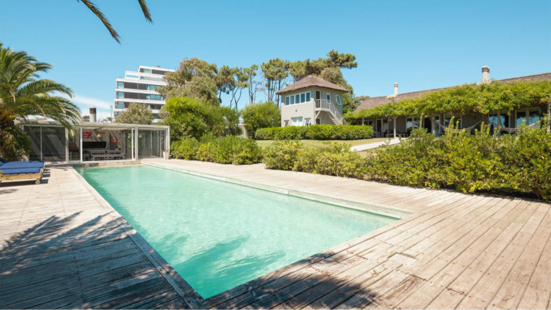 Outstanding Ocean View Villa located in Punta del Este, Punta del Este, Uruguay, listed by Curiocity Villas.