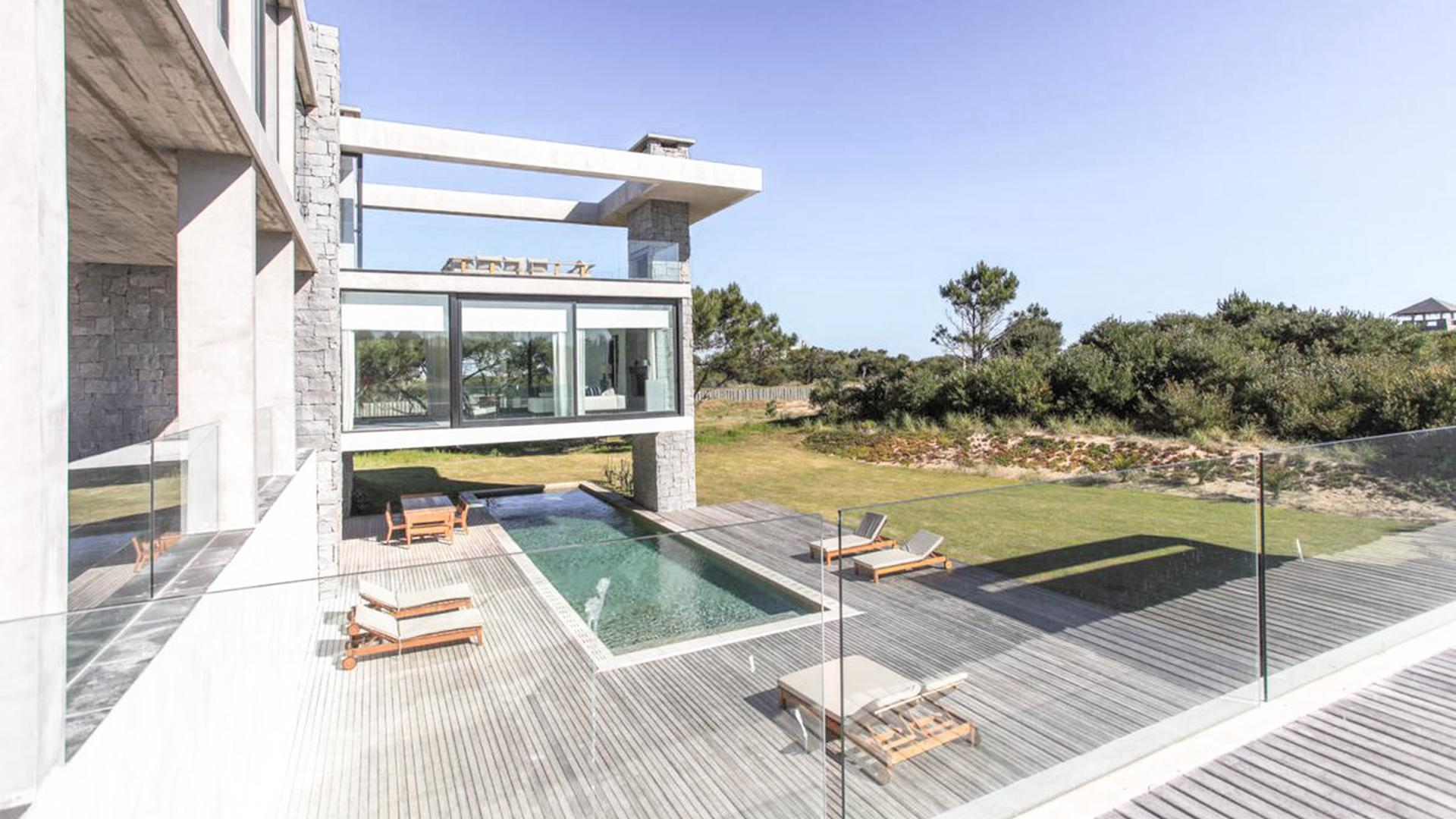 Luxury Ocean-View Villa in Private Neighborhood  located in Jose Ignacio, Punta del Este, Uruguay, listed by Curiocity Villas.