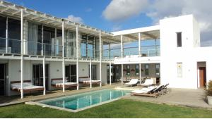 Luxury Ocean View Villa located in Jose Ignacio, Punta del Este, Uruguay, listed by Curiocity Villas.
