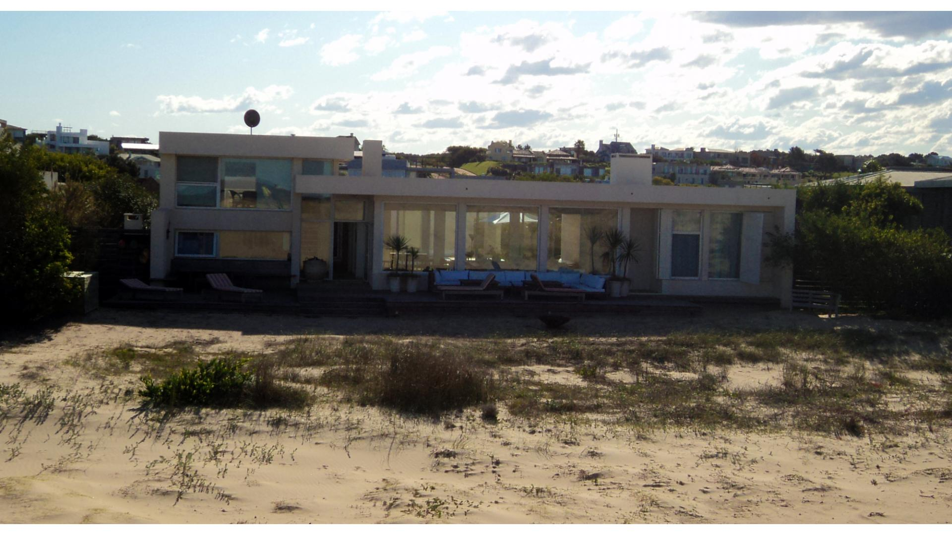Beachfront Villa in Private Neighborhood located in Jose Ignacio, Punta del Este, Uruguay, listed by Curiocity Villas.