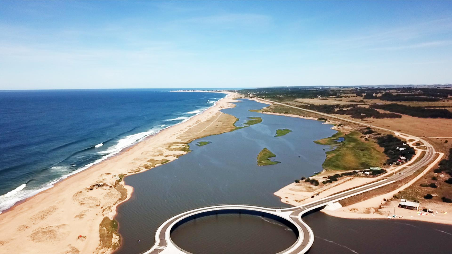 8.65 Hectare Waterfront Land located in Jose Ignacio, Punta del Este, Uruguay, listed by Curiocity Villas.