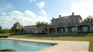 Exceptional Tuscan Style Villa located in Punta Piedras, Punta del Este, Uruguay, listed by Curiocity Villas.